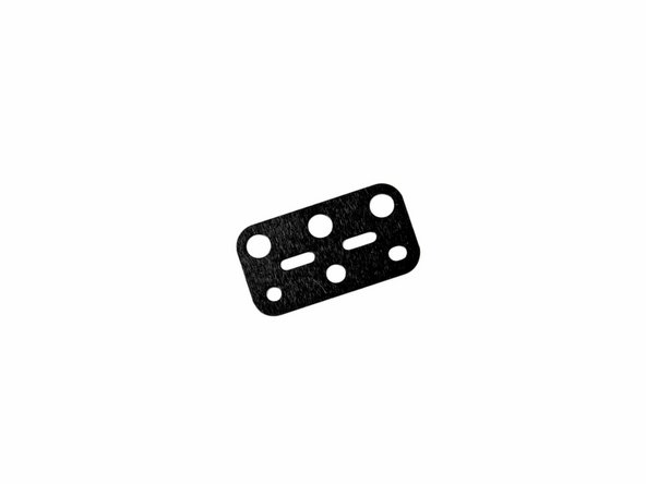 Trackpad retaining bracket - quantity 2