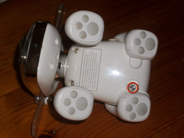 How to Disassemble an iDog MP3 toy