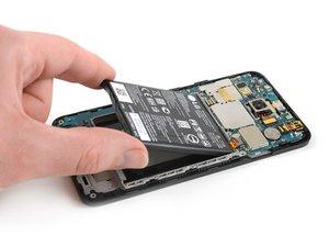 Sostituzione batteria Nexus 5X