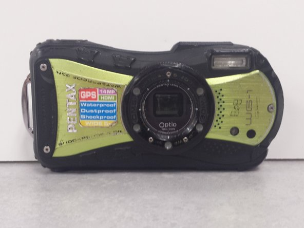 Clean the device. You are able to rinse with under running water. It is recommended to ensure that you remove the battery and memory card before working with the device.