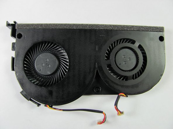 Lenovo Y50-70 Touch Fan Replacement