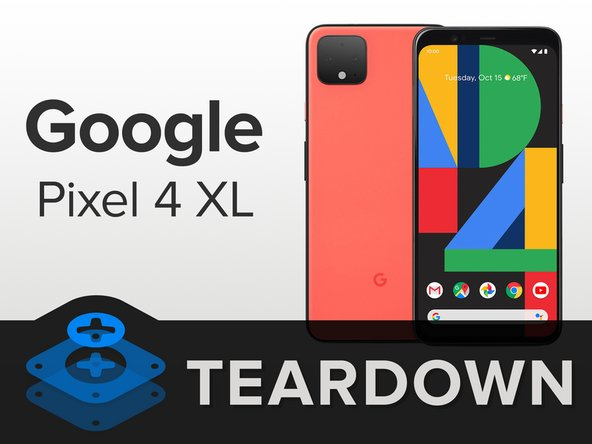 Normally we're all about high resolution, but this is shaping up to be the most Pixellated teardown ever. Check out the specs on our teardown unit: