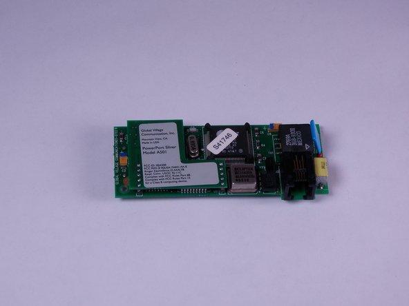 Macintosh PowerBook 165c Modem Card Replacement