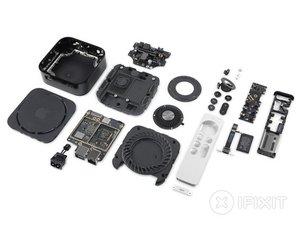 Demontage van de Apple TV 4K 2021