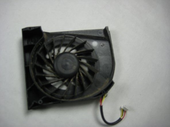 HP Pavilion dv6000 Fan Replacement