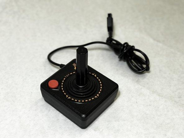 Atari Flashback 2 Joystick Button Replacement