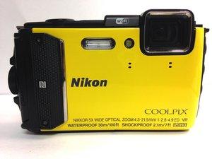 Nikon Coolpix AW130 Repair