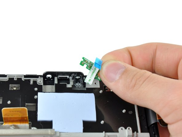 Kindle Fire Power Button Board Replacement