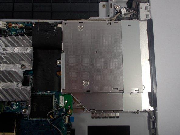Vaio FS series VGRFS640 CD DVD drive Replacement