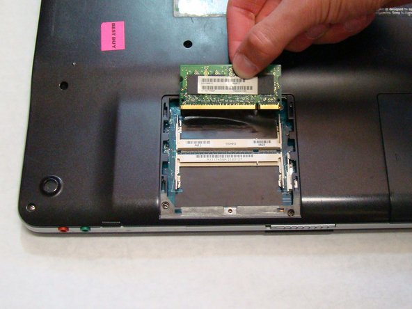 Sony Vaio PCG-7A2L RAM Replacement