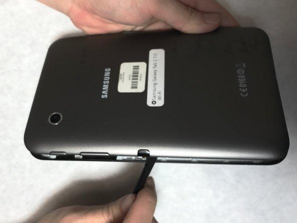 Samsung Galaxy Tab 2 7.0 Camera Replacement