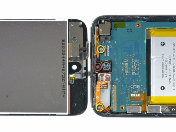 iPod Touch 4th Generation Upper Logic Board Replacement