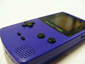 Game Boy Color Teardown