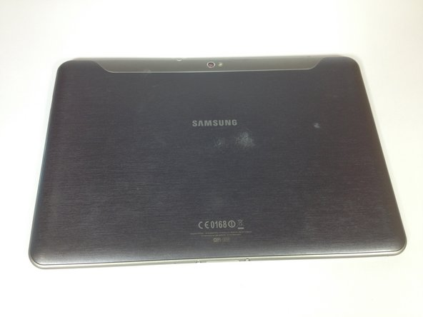 Samsung Galaxy Tab 10.1 Rear Panel Replacement