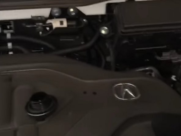 2014-Current Acura MDX Oil and Oil Filter Replacement