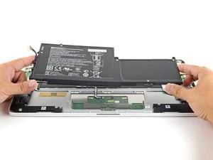 """HP Spectre x360 15"""" (15t-ap000) Battery Replacement"""
