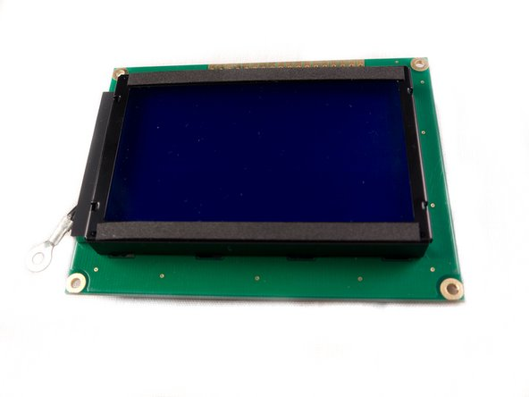 Akai MPK25 LCD Replacement