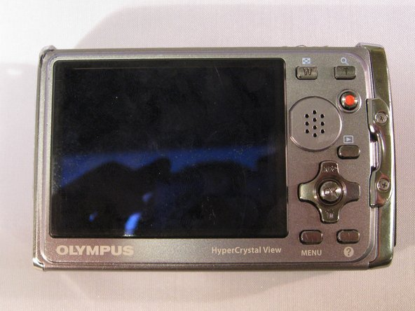 Olympus Stylus Tough 6020 LCD Replacement
