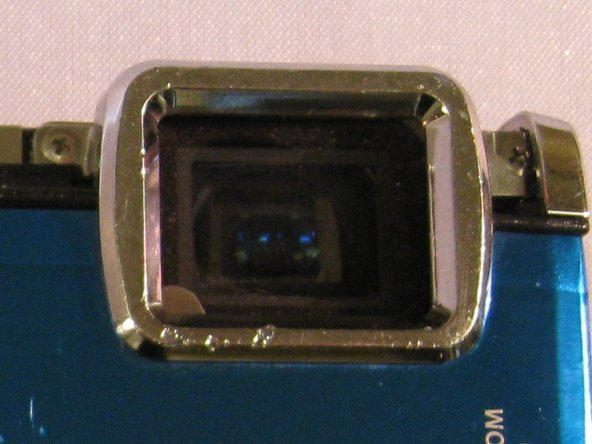 Olympus Stylus Tough 6020 Lens Replacement