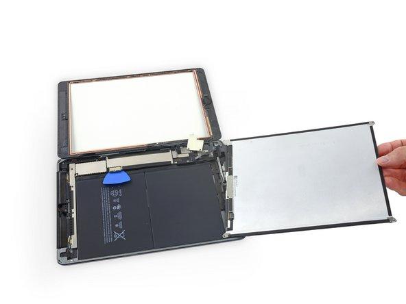 Reemplazo del LCD en iPad Air LTE