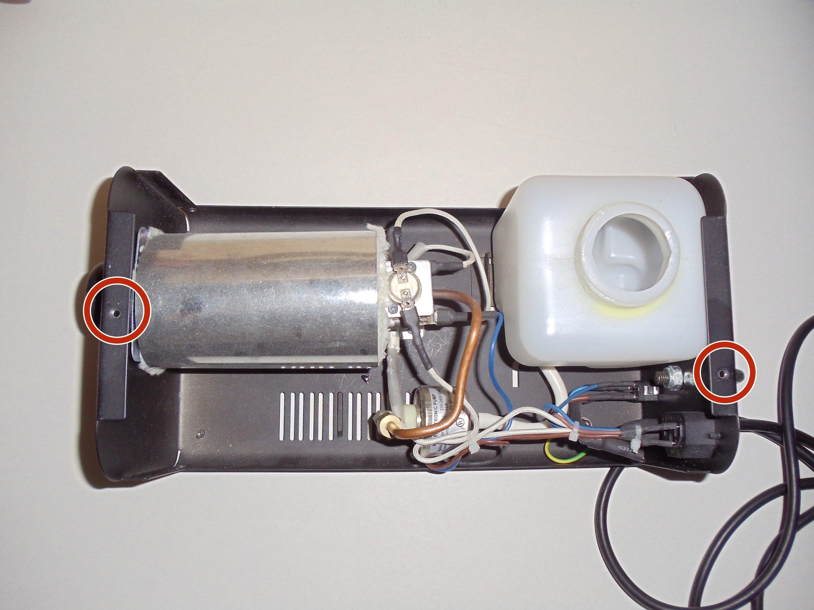 How to repair the Eurolite N-19 Fog Machine - iFixit Repair GuideiFixit