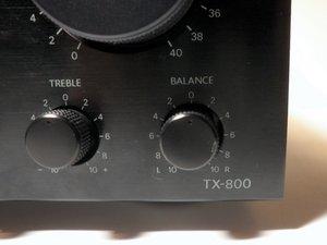 Adjusting Right/Left Speaker Balance