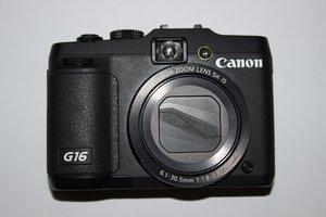 Canon PowerShot G16 Troubleshooting