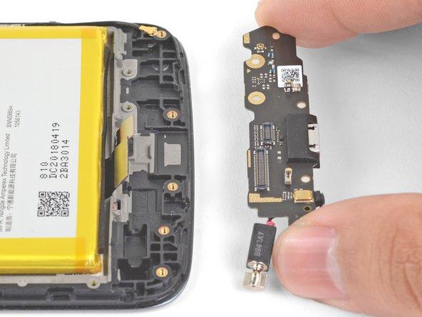 Remplacement de la carte fille du Motorola Moto E4 Plus