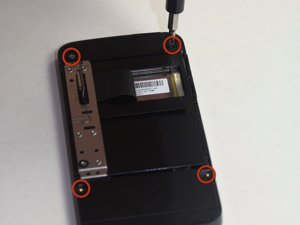 HTC Touch Pro CDMA Verizon Screen Replacement