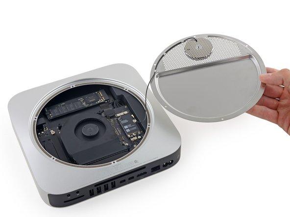 Mac Mini Late 2014 Antennenabdeckung austauschen
