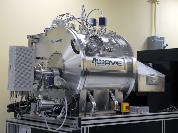 """Chipworks has a bona-fide ion blaster, affectionately called Ibe (short for """"ion beam etching"""")."""