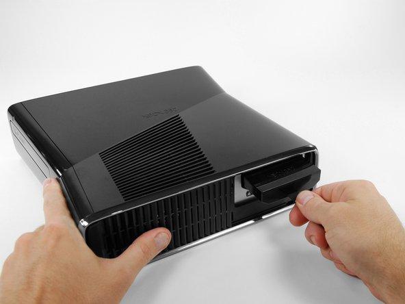 Remplacement du disque dur de la Xbox 360 S
