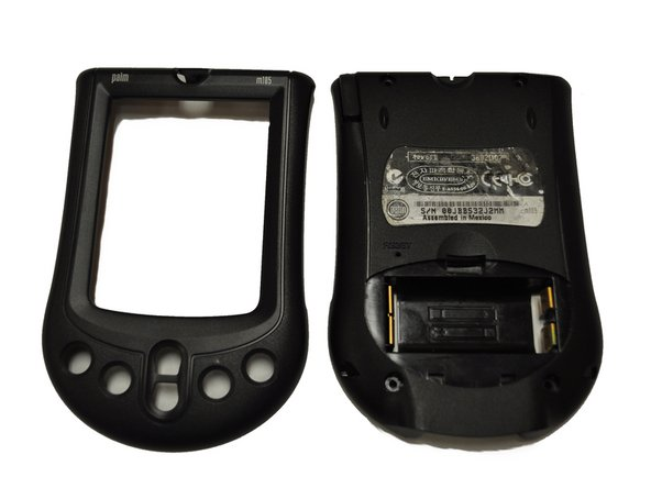 This is what the case of the device should look like when compleated.