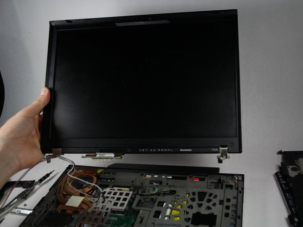 Lenovo ThinkPad T500 Screen Replacement