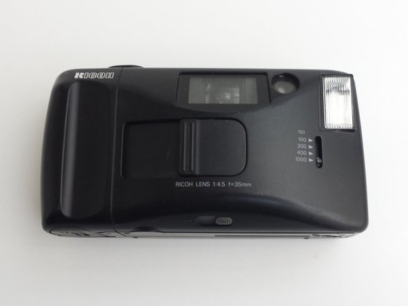 Ricoh YF-20 Super Front Cover Replacement
