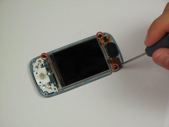 LG Neon II Slider Mechanism Replacement