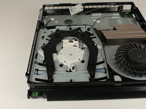 Remplacement du disque dur du PlayStation 4 Slim