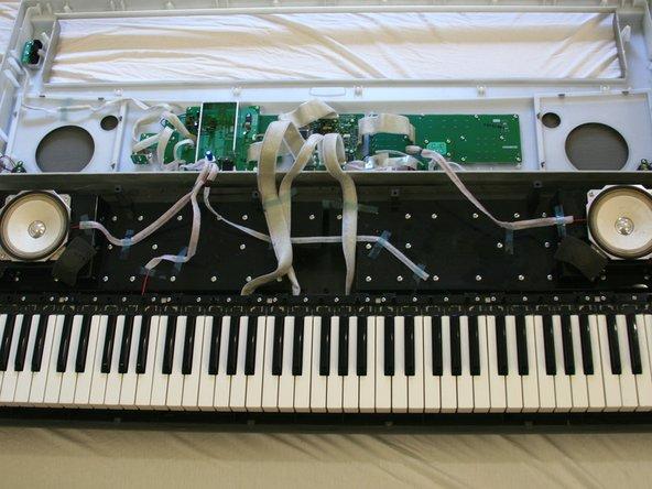 Yamaha YPG-225 Main Circuit Board Replacement