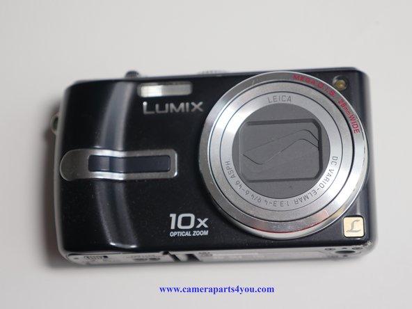 Panasonic Camera DMC-TZ3 LCD DISPLAY Replacement