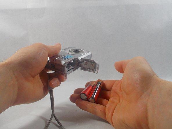三星 S760 电池更换指南