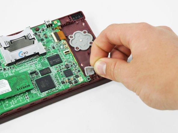 Nintendo DSi XL Power Button Replacement