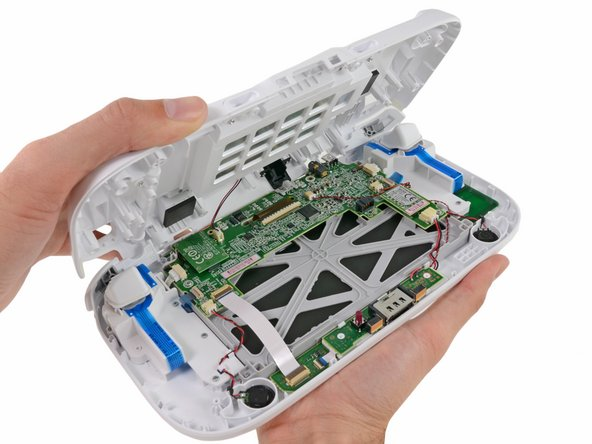 We make the Wii U GamePad controller spill its guts.