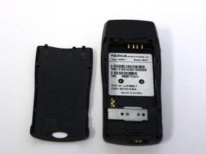 Couverture arrière de la batterie