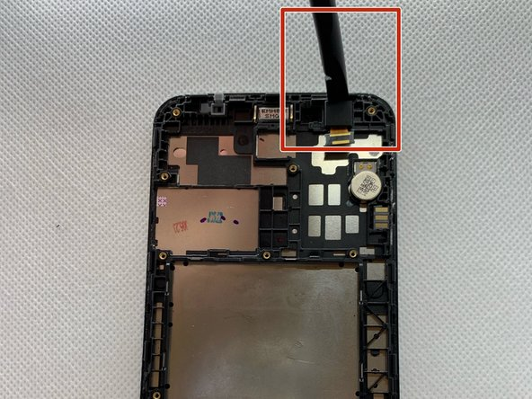LG K30 Screen Replacement