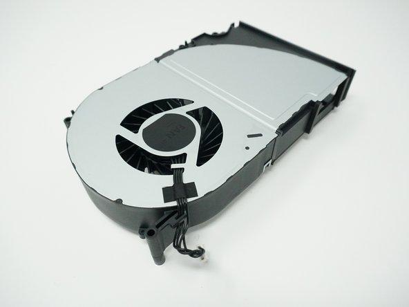 Xbox One X Scopion Editon Lüfter austauschen