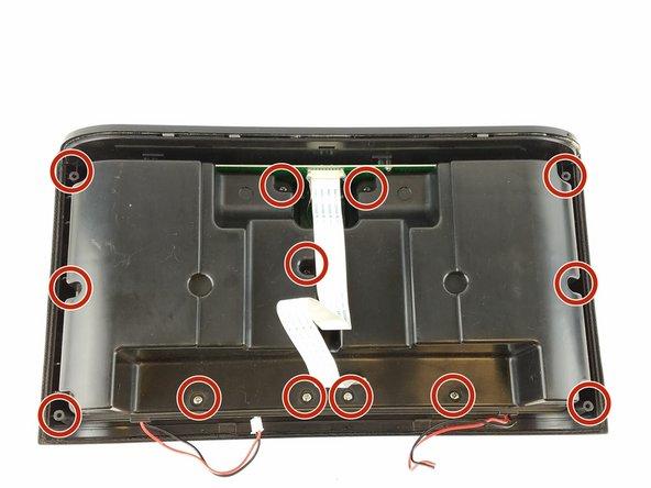 iHome iW1 Speaker Woofer Replacement