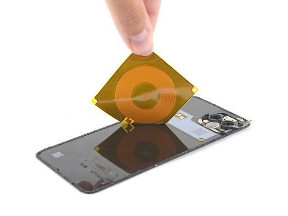 Google Pixel 4 Wireless Charging Coil Replacement