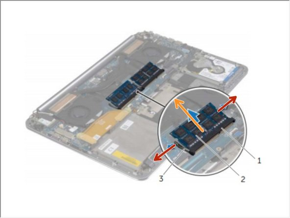 Dell XPS 15 9530 Memory Module Replacement