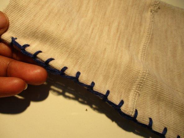 How to Blanket Stitch
