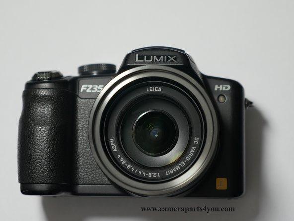 Panasonic Lumix DMC-FZ35 LCD Replacement